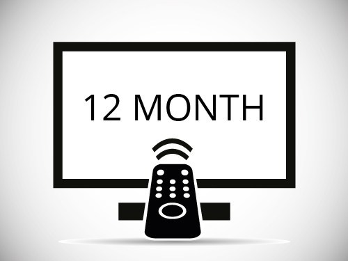 IPTV Subscription 12 Months