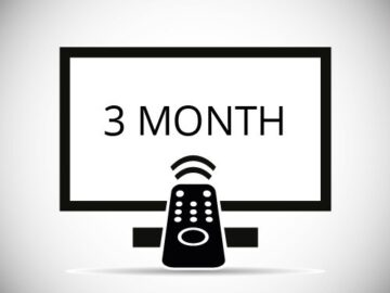IPTV Subscription 3 Months