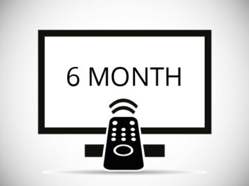 IPTV Subscription 6 Months