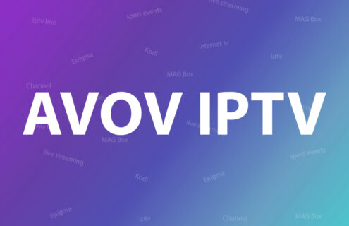 Comment configurer IPTV sur AVOV?