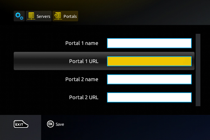 How to setup IPTV on a MAG device