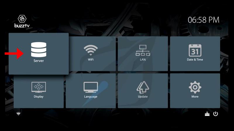 How to setup IPTV on BuzzTV