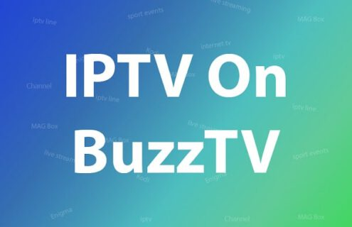 How to setup IPTV on BuzzTV?