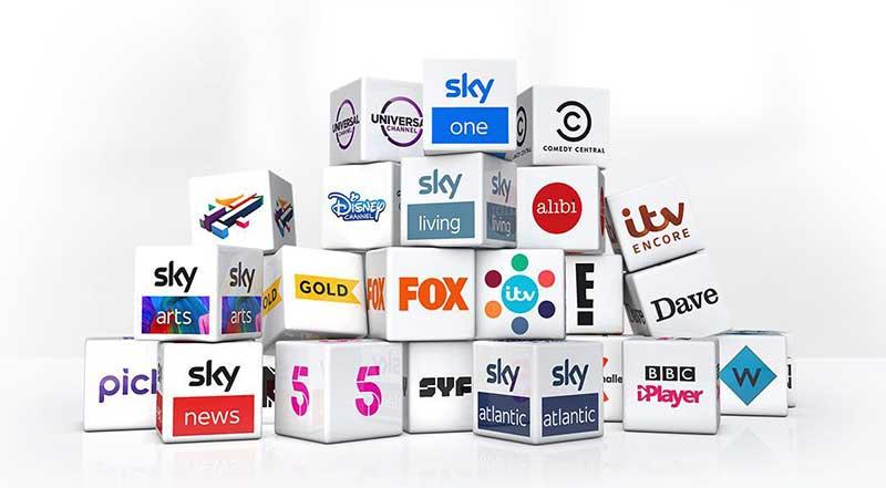 VooIPTV Channel List